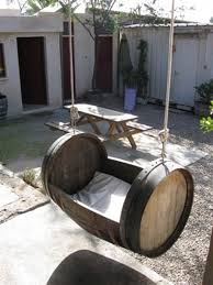 Building Outdoor Furniture What Wood To Use by 25 Brilliant Diy Ways Of Reusing Old Wine Barrels Amazing Diy