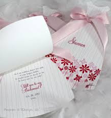 Cards To Ask Bridesmaids How Did You Ask Your Bridesmaids Maid Of Honor To Be A Part Of