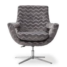 Chevron Accent Chair Modern Chevron Accent Chairs Allmodern