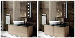 Lighted Bathroom Cabinet Lighted Medicine Cabinets Recessed Mirror Cabinet Bathroom Used 3