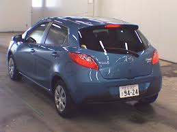 mazda 2012 japanese car auction find u2013 2012 mazda demio hatchback japanese