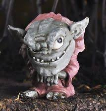 gnomes sprites miniature statues ornaments ebay