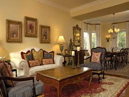 French Country Living Room by Traditional Contemporary Living Room French Country Living Room