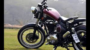 modified bullet modified bullets royal enfield customized bullet bikes in india