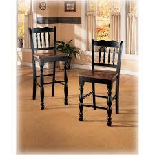 24 Inch Bar Stool D212 124 Ashley Furniture Cedar Heights Accent 24 Inch Bar Stool