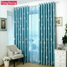 Kids Blackout Curtains Compare Prices On Baby Blackout Curtains Online Shopping Buy Low
