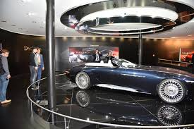 2018 mercedes maybach 6 cabriolet at the 2017 iaa 6016x4016