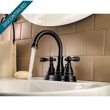 tuscan bronze sonterra centerset bath faucet f wl2 450y