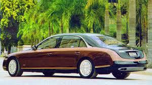 1997 Maybach Concept Car Youtube
