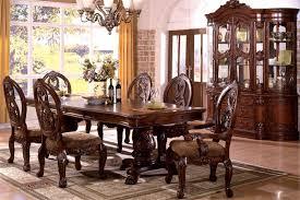 Formaltransitionaldiningroombyjeffreyanddeborah Dining Tables - Fancy dining room