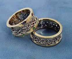 celtic rings meaning celtic wedding rings sets the depth meaning of celtic wedding