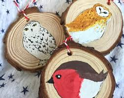 Barn Owl Holidays Snowy Owl Christmas Ornaments Multibuy Three Owl Holiday