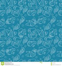 seamless abstract pattern on a blue background stock photo image