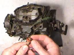 1980 corvette carburetor rochester carburetor trick