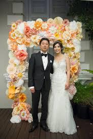 wedding backdrop singapore singapore wedding decorator we laugh
