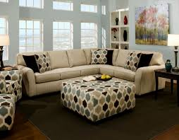 Gray Sofa Decor