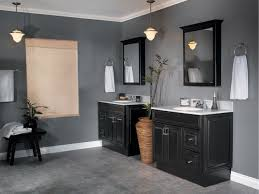 Bathroom Wall Color Ideas by Lattice Bathroom Two Door Floor Cabinet Black Stribal Com