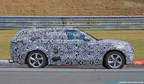 new land rover defender spy shots 2018 land rover range rover sport redesign release spy photo
