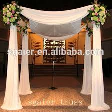 wedding backdrop equipment event wedding aluminum backdrop stand pipe drape event wedding