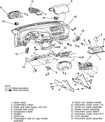 repair guides interior instrument panel pad and dashboard