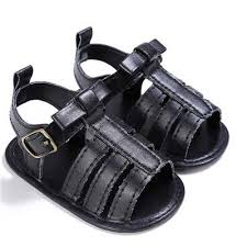 0 18 months plain pu leather baby moccasins child summer boy