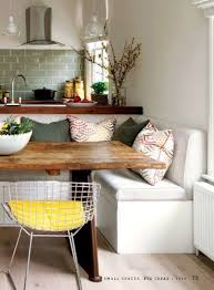 small kitchen and dining room ideas a small space feel larger an open floor plan a kitchen