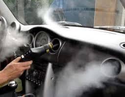 nettoyer siege voiture vapeur nettoyage automobile swissecovap