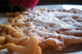 sinful sundays homemade funnel cake