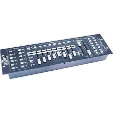 dmx light board controller chauvet dj obey 40 dmx lighting controller musician s friend