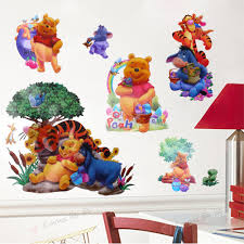 decor sticker picture more detailed picture about cartoon winnie