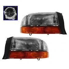 2001 dodge dakota headlight assembly dodge dakota durango headlight pair 1alhp00017 at 1a auto com