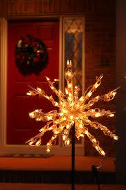 solar stake lights outdoor furniture starburst christmas lights outdoor large stake flood