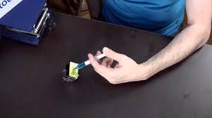 recarga de cartuchos de tinta color hp 110 hp youtube