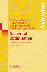 numerical optimization theoretical and practical aspects pdf