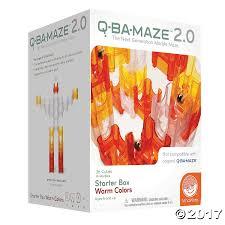 gift card maze q ba maze 2 0 starter box warm colors
