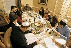 what did the passover meal consist of seder passover meal britannica