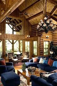 Log Home Decor Log Cabin Decor Log Cabin Decor Design Ideas Interior Design Lodge