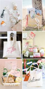 wedding welcome bag ideas a guide to wedding welcome bags onefabday