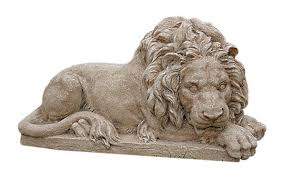 lion garden statue resting lion garden statue reviews birch