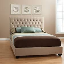 Bed Frames Ta The Look Of The Upholstered Bed Sets A Mood That