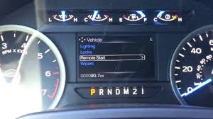 2005 ford f150 remote start how to 2015 f150 remote start