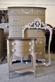 Painted Bedroom Furniture Before And After by Chalk Paint Furniture French Provencal Furniture Before And