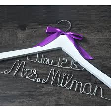 personalized wedding hangers popular wedding hangers buy cheap wedding hangers lots from china