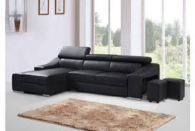 canapé simili cuir conforama canapé d angle simili cuir conforama canapé idées de décoration