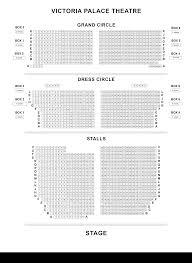 palace seating plan
