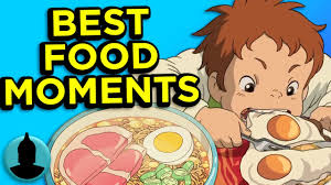 7 best food moments from studio ghibli tooned up s2 e60 youtube
