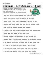 capitalization worksheet 2 grammar worksheets punctuation and