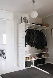 entrywaygoals when storage is tight and there u0027s no coat closet in
