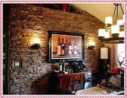 Faux Brick Interior Wall Covering Faux Stone Wall Cover U2013 Idearama Co