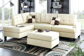 venezia leather sectional and ottoman leather sectional with ottoman large venezia and lombardy bonded